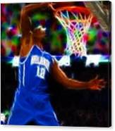 Magical Dwight Howard Canvas Print