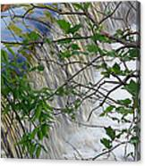 Magical Falls H Canvas Print