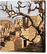 Magical Fort Kumbhalgarth  Canvas Print