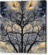 Magical Tree Canvas Print