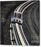 Maglev Train, Japan Canvas Print