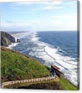 Magnificent Oregon Coast Canvas Print
