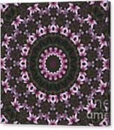 Magnolia  Diva Abstract Canvas Print