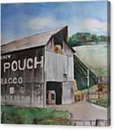 Mailpouch Canvas Print