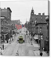Main Street America Canvas Print