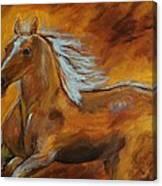 Majestic Freedom IIi Canvas Print