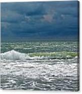 Majestic Ocean Canvas Print