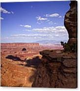Majestic Views - Canyonlands Canvas Print