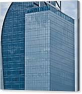 Majesty Building Canvas Print