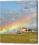 Make Your Own Rainbow Canvas Print