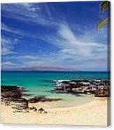 Makena Cove Maui Canvas Print