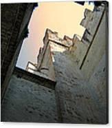 Malcesine Castle-lago Di Garda Canvas Print
