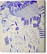 Mama Ne Tata 4 Canvas Print