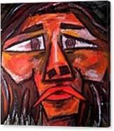 Man 4 Canvas Print