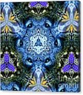 Mandala Animal Wisdom Canvas Print