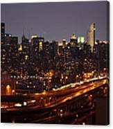 Manhattan- 2 Canvas Print