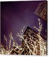 Manhattan Lights Canvas Print