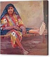 Mansorya Canvas Print