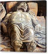 Mantegna: The Dead Christ Canvas Print