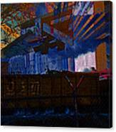 Manufacturing Cfi - Glory Days Canvas Print