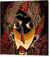 Marali Canvas Print