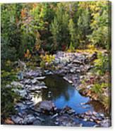 Marble Creek 1 Canvas Print