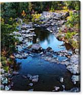 Marble Creek 2 Canvas Print