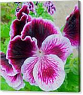 Marblewine Canvas Print