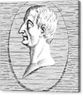 Marcus Tullius Cicero Canvas Print