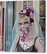 Mardi Gras Voodoo In New Orleans Canvas Print