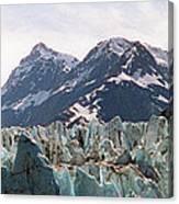 Margerie Glacier View Canvas Print