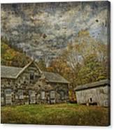 Marie Zimmermann Farm Canvas Print