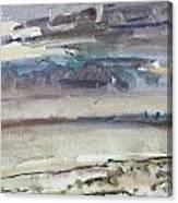 Marine Sky Canvas Print