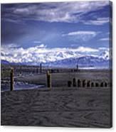 Mariner Park Canvas Print