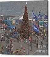 Marketing Tree Canvas Print