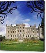Markree Castle, Collooney, Co Sligo Canvas Print