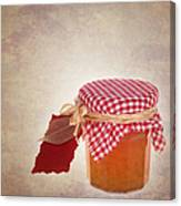 Marmalade Gift Vintage Canvas Print