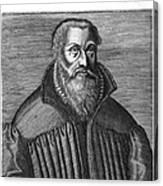 Martin Chemnitz (1522-1586) Canvas Print
