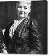 Mary Jones (1830-1930) Canvas Print