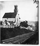Maryland: Church, 1862 Canvas Print