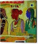 Maseed11 Canvas Print