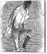 Master Juba (c1825-c1852) Canvas Print