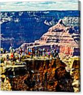 Mather Point Canvas Print