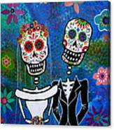 Matrimonio Canvas Print