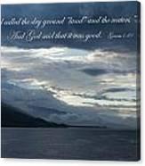 Maui Scripture I Canvas Print