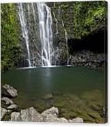 Mauis Wailua Falls Canvas Print