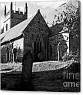 Mawnan Smith Parish Church Canvas Print
