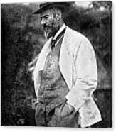 Max Weber 1864-1920 Canvas Print