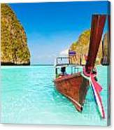 Maya Bay Canvas Print
