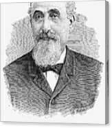 Mayer Lehman (1830-1897) Canvas Print
